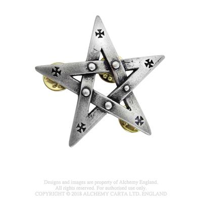 Alchemy Pentagration Pin Badge