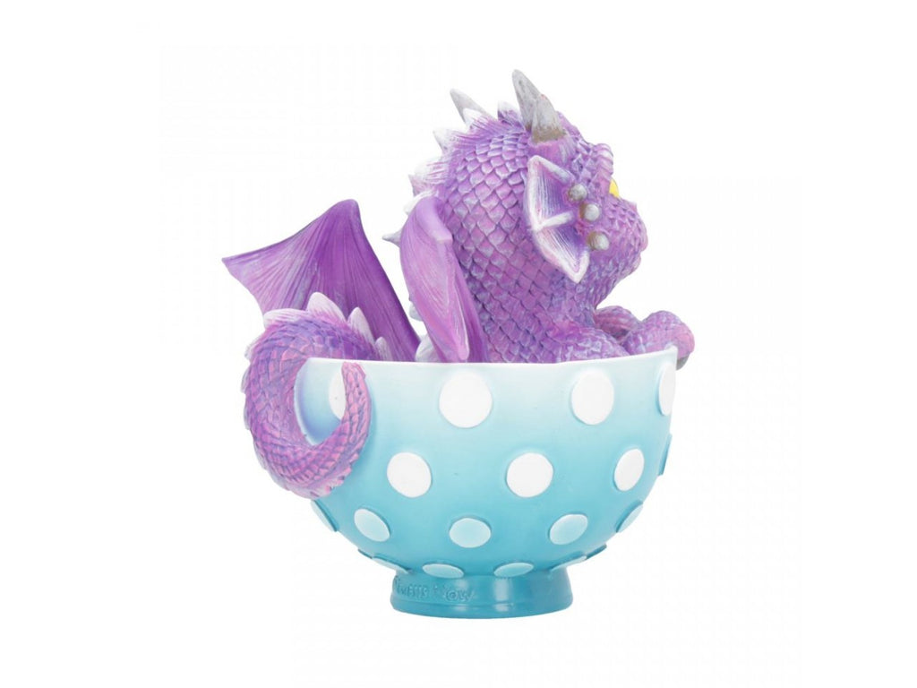 Cutieling Dragon in a Teacup 11.2cm - Gemwaith