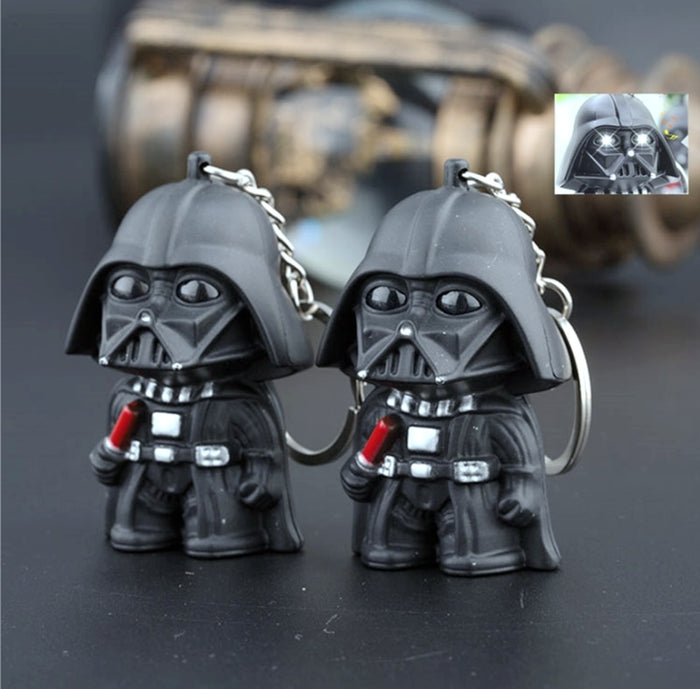 Star Wars LED Flashlight keychains - Gemwaith