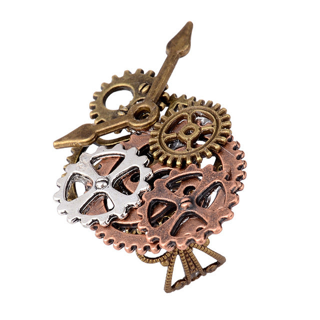 Steampunk Adjustable Rings - Gemwaith