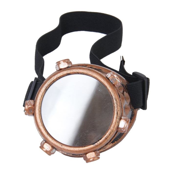 Steampunk Cyclops Goggle - Left Eye (copper) - Gemwaith
