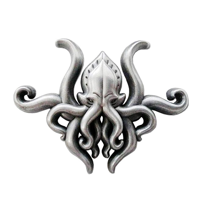 H.P. Lovecraft Cthulhu Lapel Pin - Gemwaith