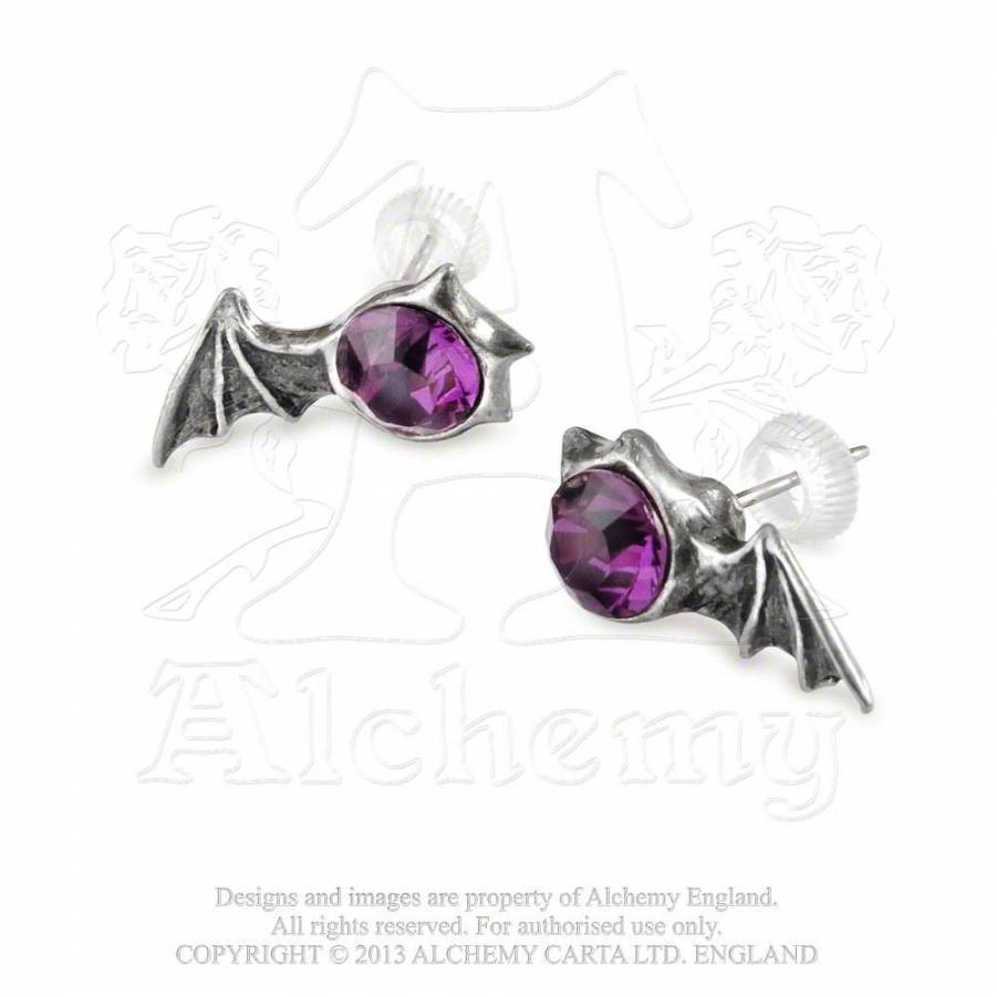 Alchemy Matins Earrings-Pair - Gemwaith