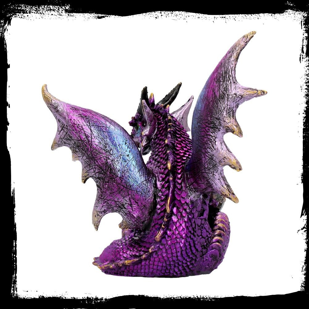 The Dragon's Emerald 25cm - Gemwaith