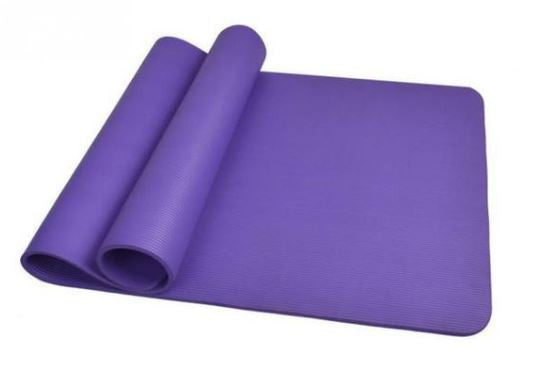 10 mm Thick exercise Yoga Mat