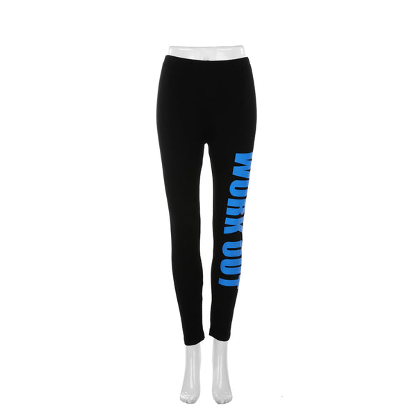 WORKOUT Simple Yoga Leggings