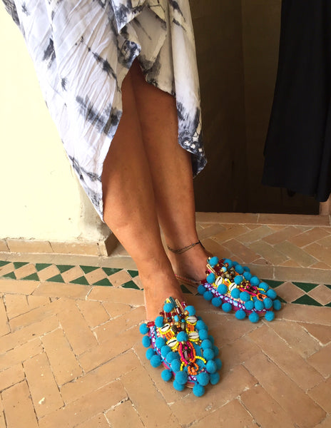 Fela Slippers