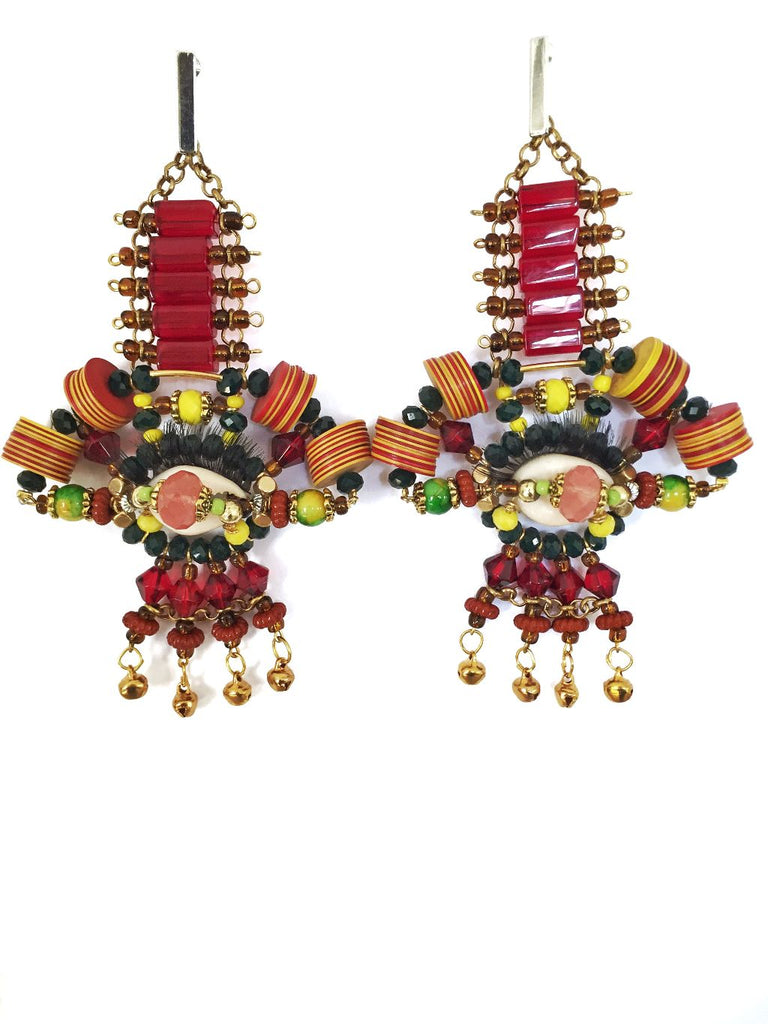 Lalla Beaded Earrings