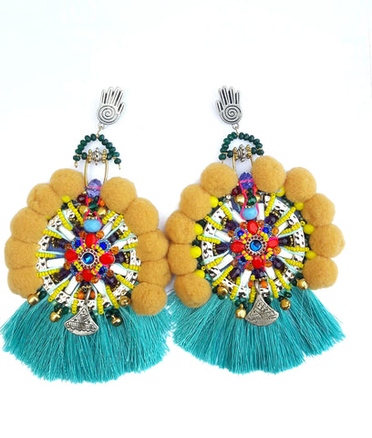 Kaylan Earrings
