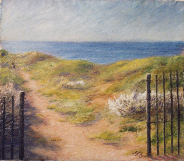 Beach Time: Michigan Beach Paintings in Oil and Watercolor