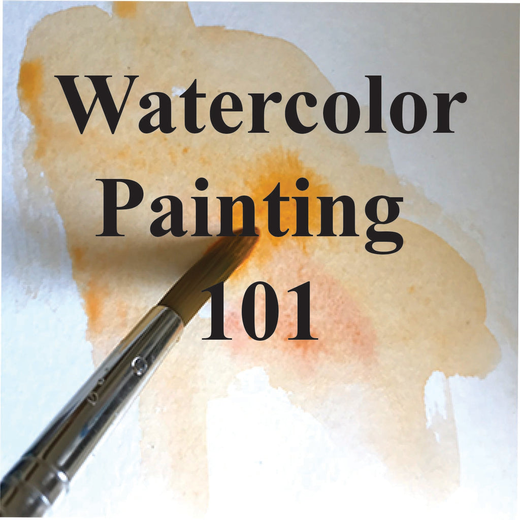 Watercolor  Painting  101