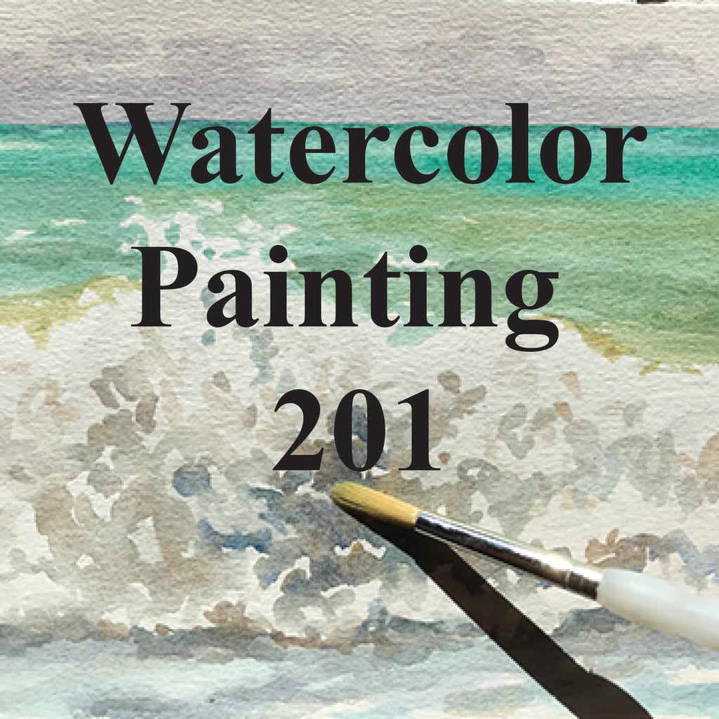 Watercolor Painting 201