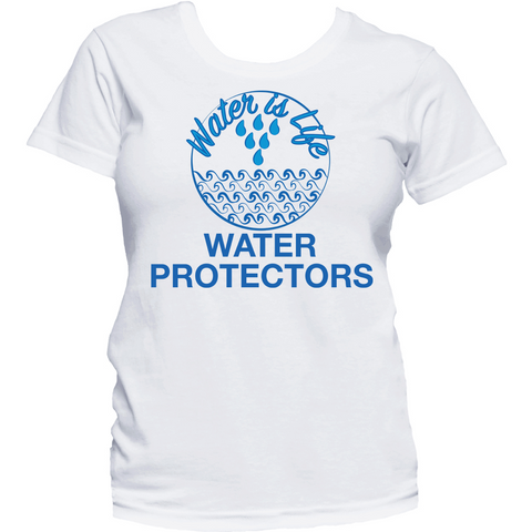 Water is Life Water Protector T-Shirt