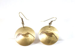 Gull Earrings