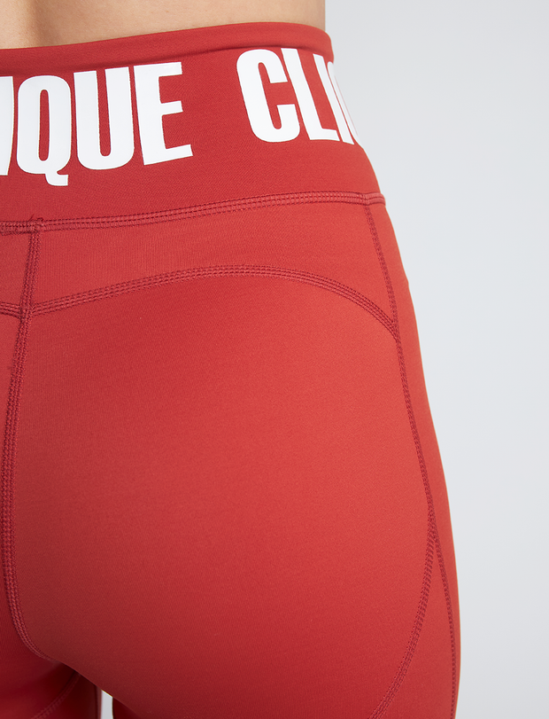 Limited Edition CLAY Compression Tights - Short