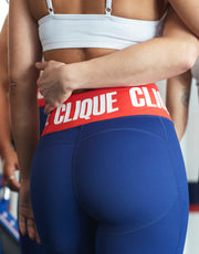 Clique Compression Tights - HERO - 7/8