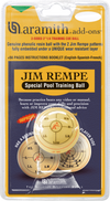 Jim Rempe Training Ball - Billiard-And-Pool-Center