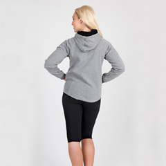 LADIES Soft cotton polar fleece Hoodie