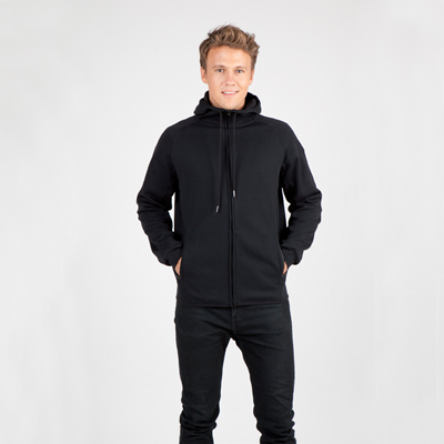 Mens Soft cotton polar fleece Hoodie