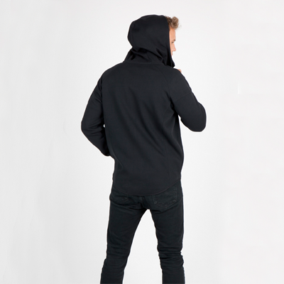 Mens Soft cotton polar fleece Hoodie – All Things Active aab9262a2489