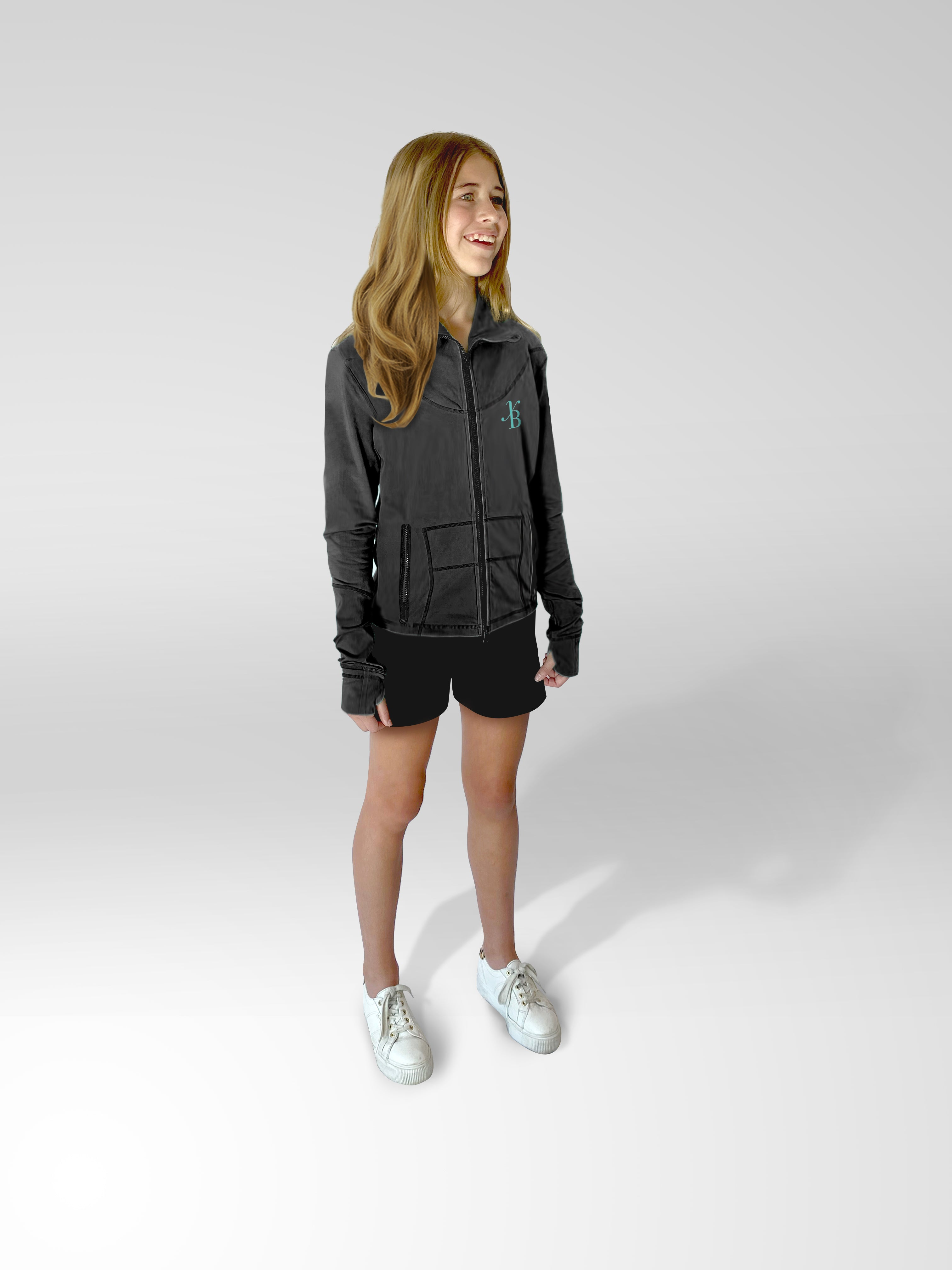 Youth Ballet Dance Jacket