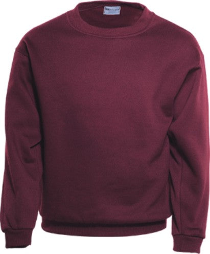Unisex Adults Crew Neck Fleece