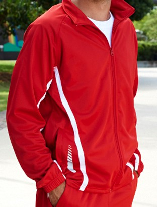 Kid's Elite Sports Track Jacket