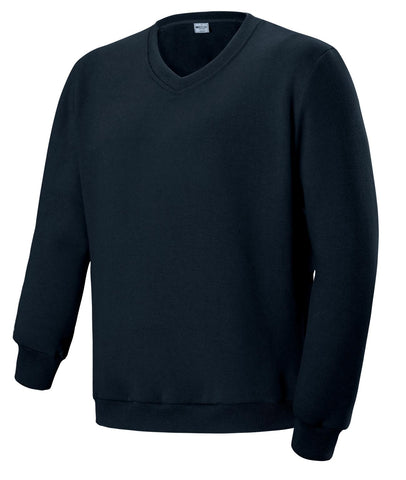 Kids V Neck Fleece Jumper