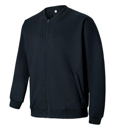 Unisex Adults Fleece Jacket With Zip