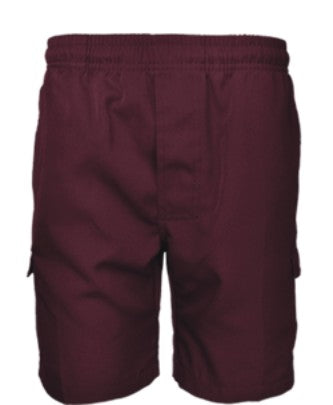 Boys School Cargo Shorts