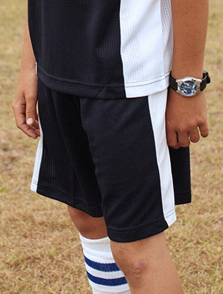 Kids Soccer Panel Shorts.