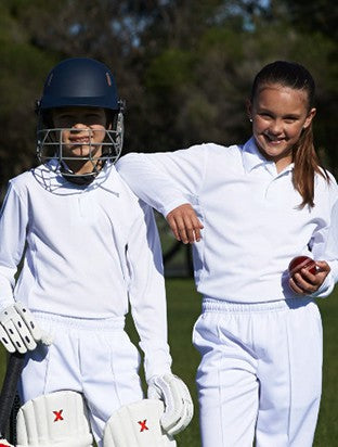 Kids Cricket Polo
