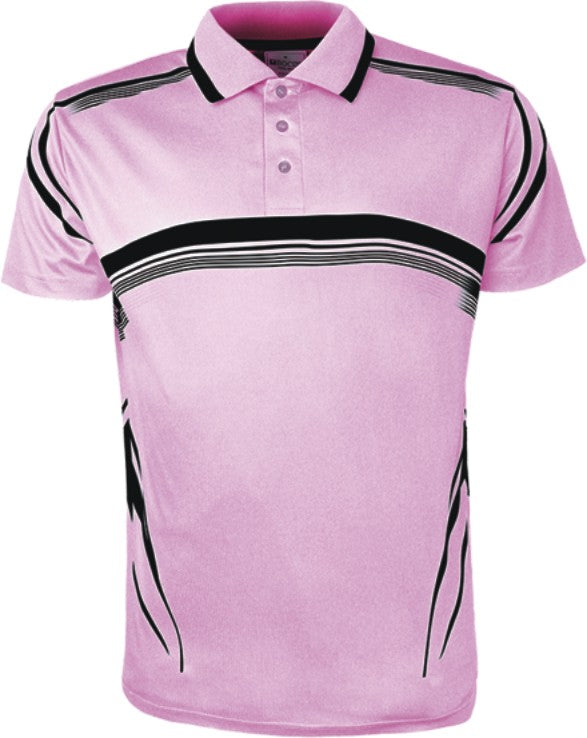 New Kids Sublimated Gradated Polo