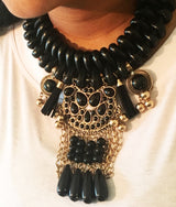 """Fearless"" Statement Necklace"