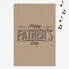 Endless Farting Father's Day with glitter