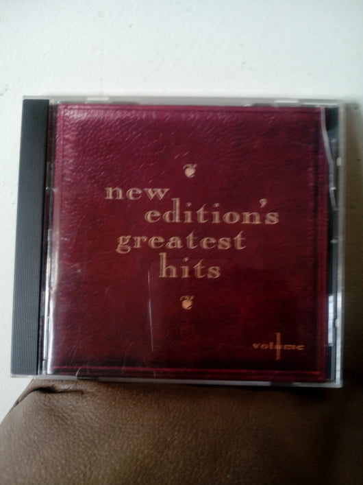 New Edition's Greatest hits