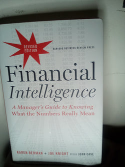 Financial Intelligence