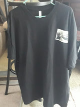 Black Wall Street apparel (black)