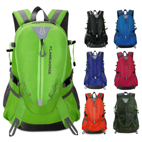 40L Women & Men Nylon Waterproof Outdoor Travel Bag