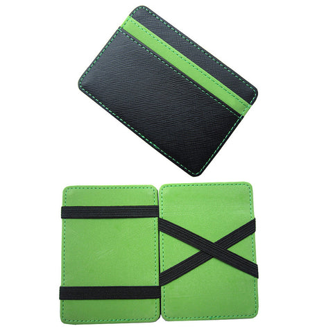 NEW PU Leather Magic Wallet
