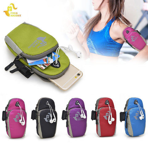 5.5inch Sports Running Jogging Gym Armband