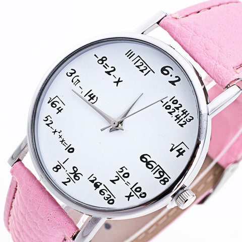 Vogue Women Leather Watch