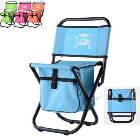 2017 Hot Multifunctional Beach Chair Ice Chest Combo