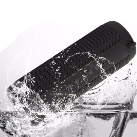 M&J Wireless Best Waterproof Bluetooth Speaker