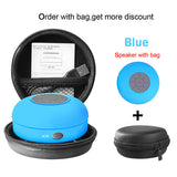 Portable Waterproof Wireless Mini Bluetooth Speaker