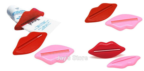 Hot Lip Kiss tube squeezers