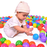 Eco-Friendly Colorful Ball Soft Plastic Ocean Ball 100 pc.