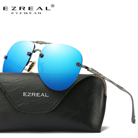 EZREAL Fashion Sunglasses and CASE