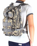 Outdoor Military Army Tactical Camo Backpack