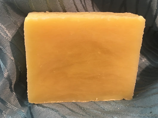 Spearmint Orange Goat Milk Soap